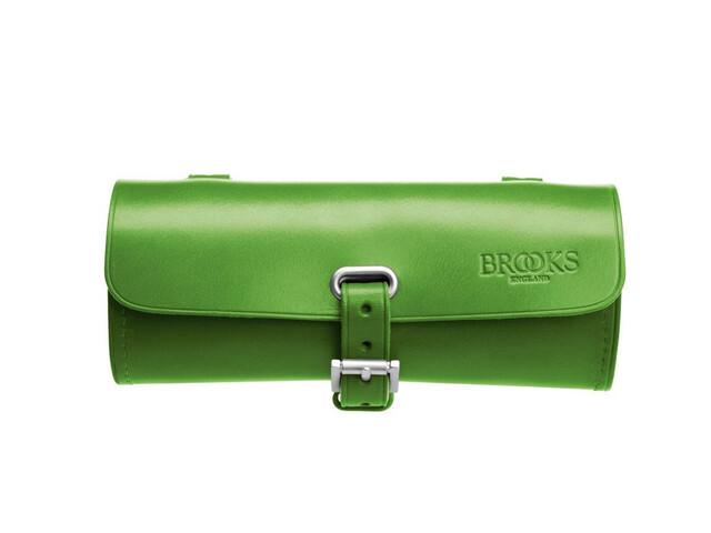 Brooks Challenge Saddle Bag apple green